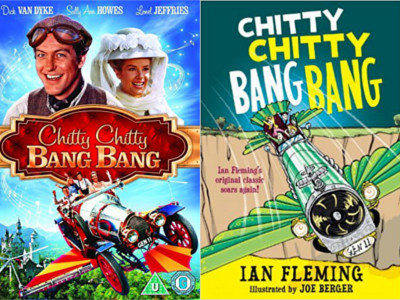 Chitty Chitty Bang Bang adaptation