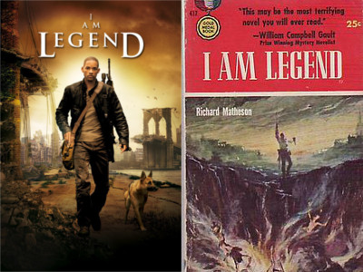 I Am Legend adaptation