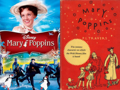Mary Poppins adaptation