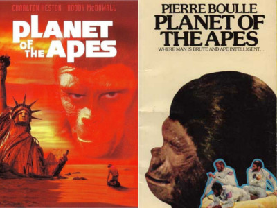 Planet of the Apes adaptation