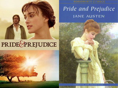 Pride and Prejudice adaptation