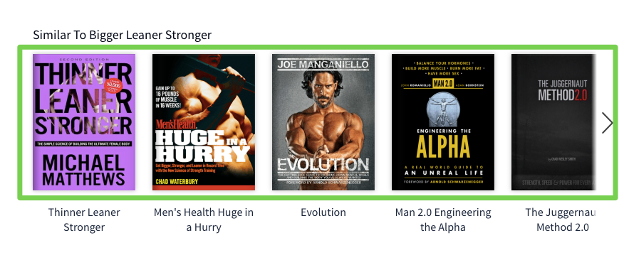 Similar titles on Scribd